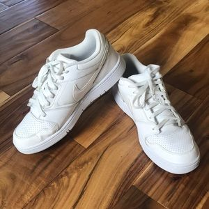 Nike Leather Sneakers Shoes Sz10.5 Men's